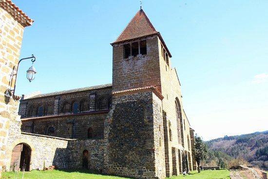 Chanteuges, France: le prieuré
