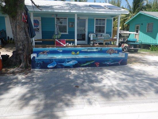 Great Guana Cay: Dive Guana Shop