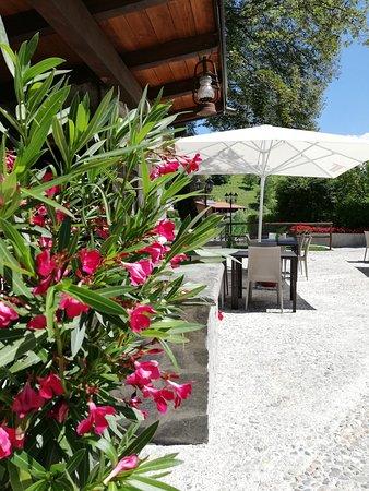 Banco, สวิตเซอร์แลนด์: L'esterno del ristorante