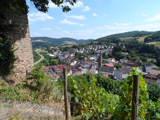 Burg Neu-Wolfstein
