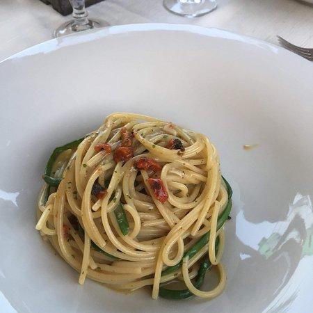 Antovin: Spaghetti ai ricci di mare. Sublimi!