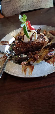 Jack Daniels Chocolate Chip Pecan Pie Yummy Picture Of