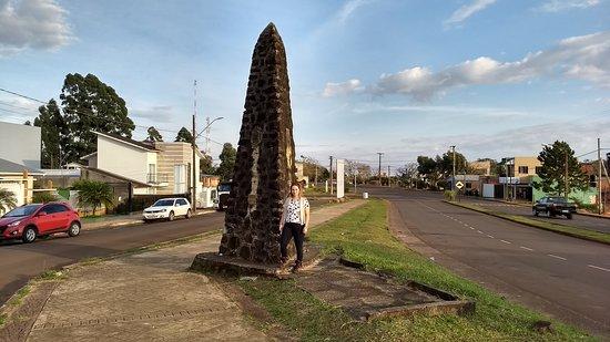 Dionisio Cerqueira, SC: marco