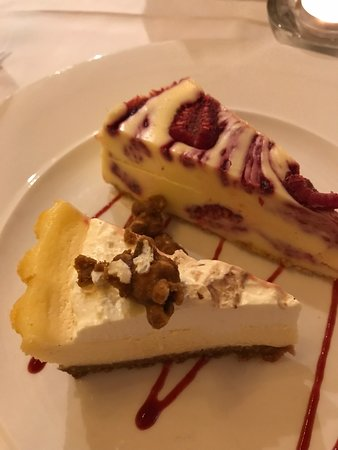 Moreton, UK: Dessert