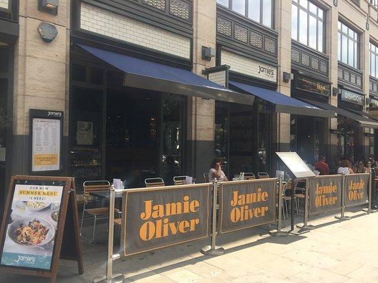 Jamie's Italian Covent Garden ภาพถ่าย