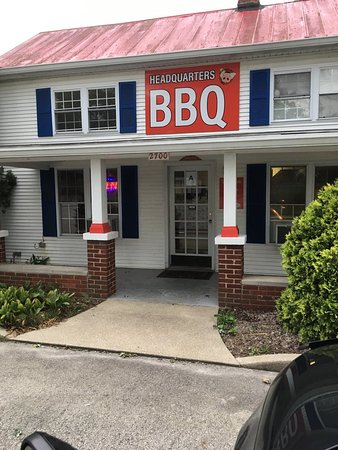 Headquarters BBQ