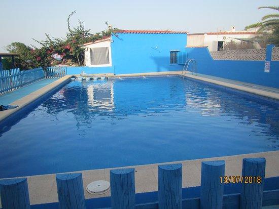 Casa Fara: piscina