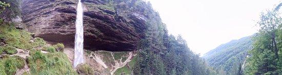 Водопад который стоит посетить.