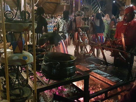 Foto de The Boma - Dinner & Drum Show