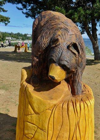 Rotary Sea Walk: Father Bear