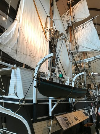 New Bedford Whaling Museum照片