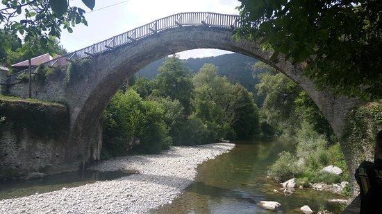 Vovousa, اليونان: Το γεφυρι