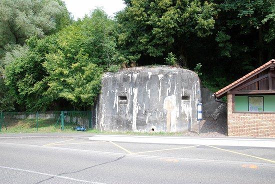 Blockhaus 1 du barrage de Wittring
