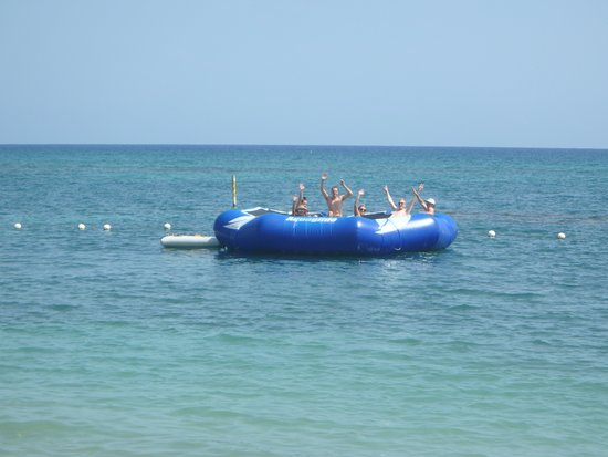Sandy Bay, Giamaica: Beach Club