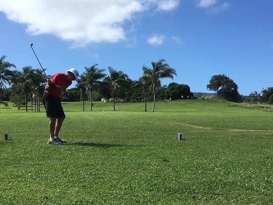 Kapaau, HI: Fun day at Kohala Golf Park