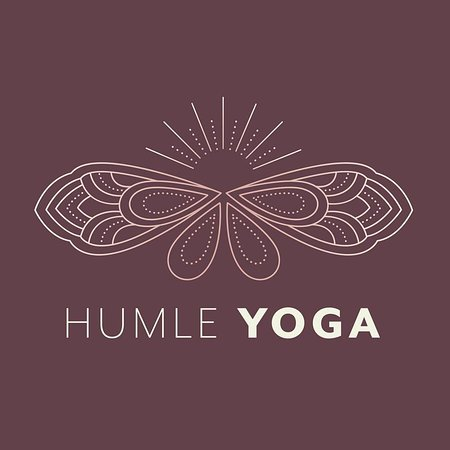 Hvaler Municipality, นอร์เวย์: Humle yoga logo