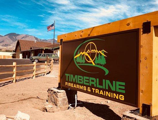 Timberline Firearms and Training Shooting Range