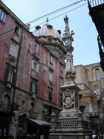 Centro Storico: Centro histórico de Nápoles