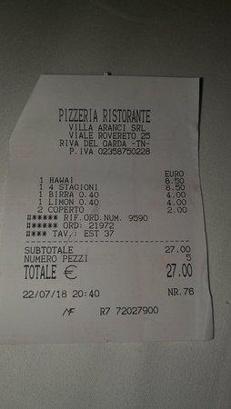 Ristorante Pizzeria Villa Aranci照片