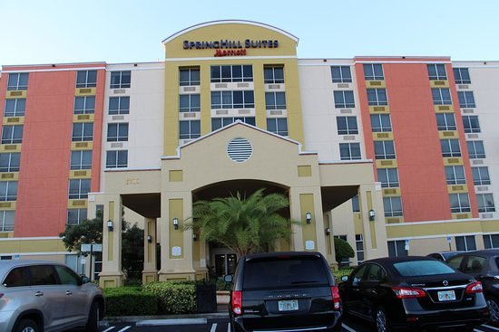 SpringHill Suites Miami Airport South Picture