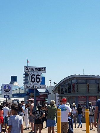 Santa Monica Pier: 20180714_111237_large.jpg