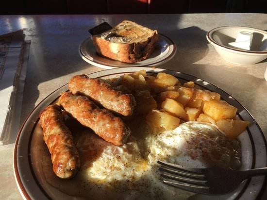 Rowley, MA: Agawam Diner's delicious breakfast!