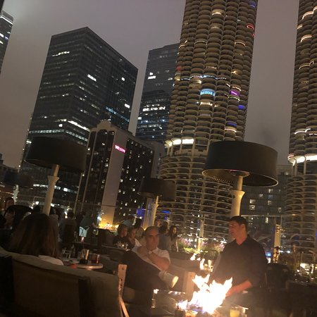 Window View Picture Of Raised An Urban Rooftop Bar Chicago Tripadvisor