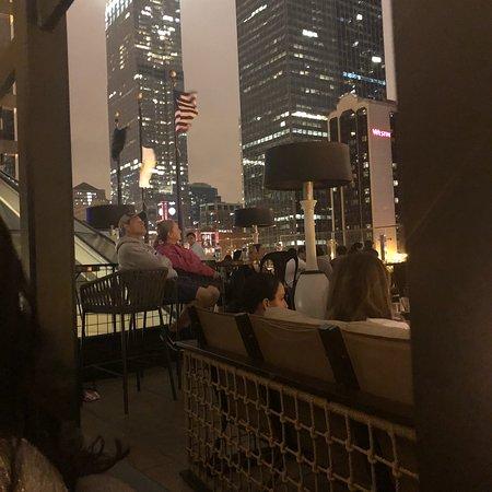 Photo2 Jpg Picture Of Raised An Urban Rooftop Bar Chicago Tripadvisor