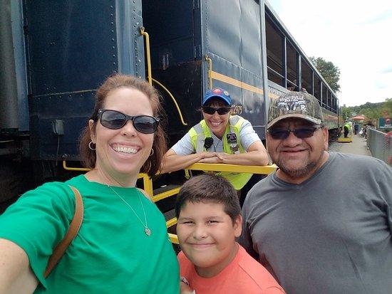 Blue Ridge Scenic Railway: 20180722_134348_large.jpg