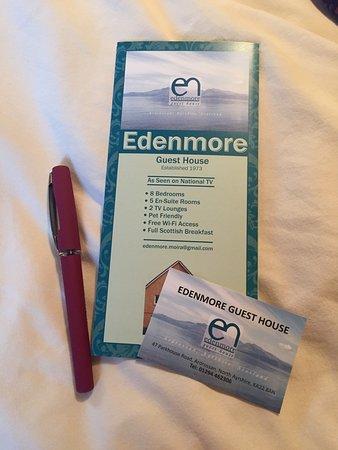Foto de Edenmore Guest House