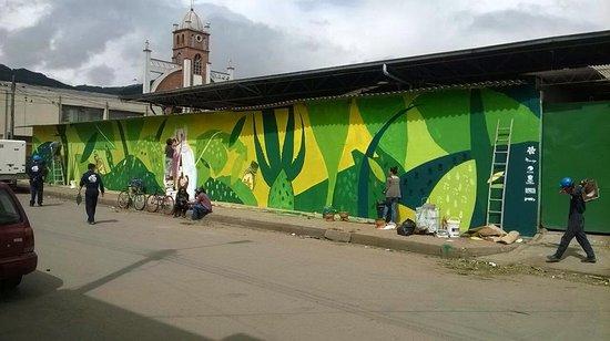 Plaza Distrital De Mercado Samper Mendoza