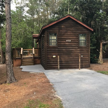 The Cabins at Disney's Fort Wilderness Resort Resmi