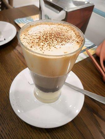 Espectacular café y merienda