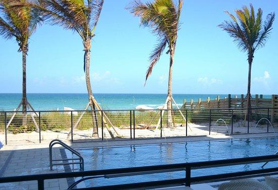 Beautiful Resort On The Beach