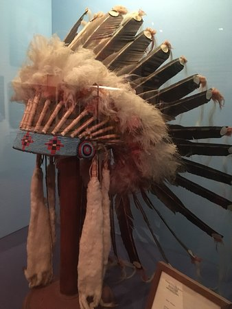 Woolaroc Museum & Wildlife Preserve: Headdress