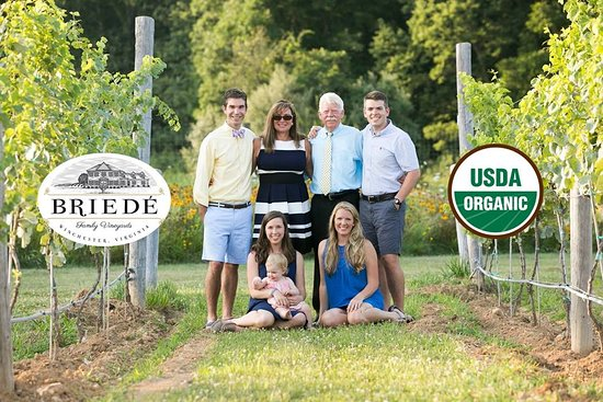 Briede Family Vineyards