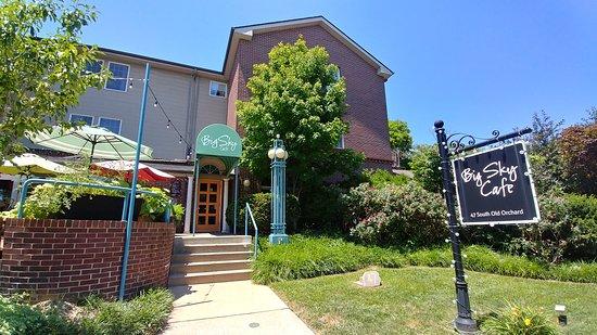 Webster Groves, MO: Entrance
