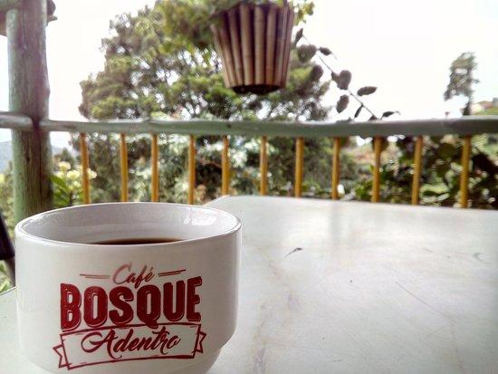 Cafe Bosque Adentro