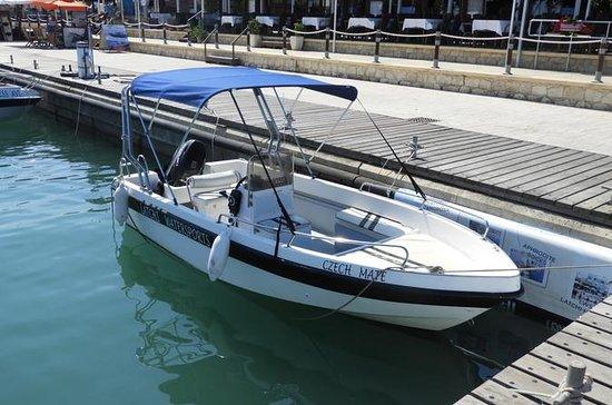 Standard 50HP Self-drive boat hire