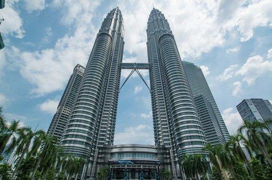 Ingressos para Kuala Lumpur Petronas...