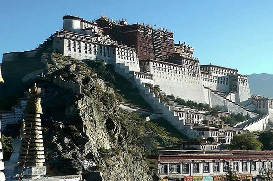 Tibet Lhasa tour with EBC 7 Nights 8 Days fly in fly out