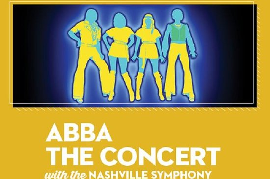 ABBA The Concert with the Nashville Symphony