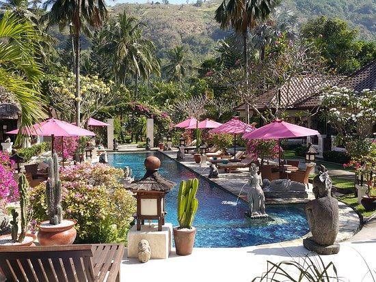 Puri Mas Spa Coco Trees - Picture Of Puri Mas Spa Resort Villas  Senggigi