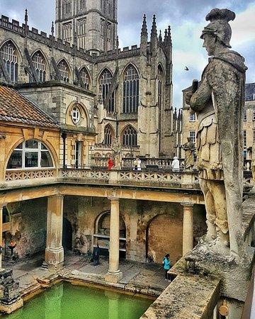 The Roman Baths: Roman Baths