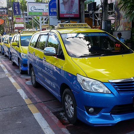 Djtumsambar Taxi Service Soi8