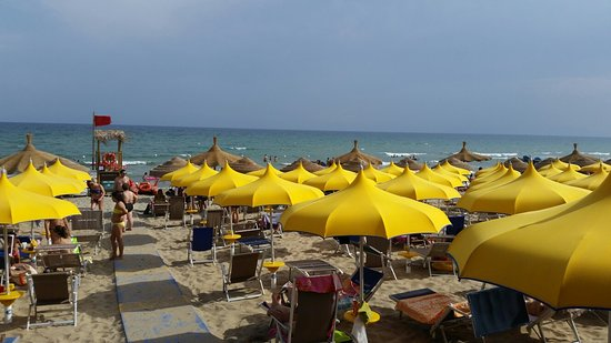 Lido Rilcado Beach