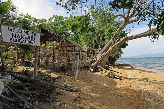 Malekula Island, Vanuatu: Nanwud Bungalows