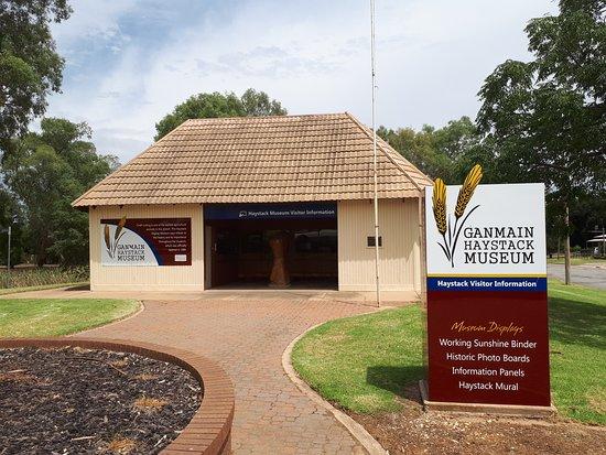 Ganmain Haystack Museum