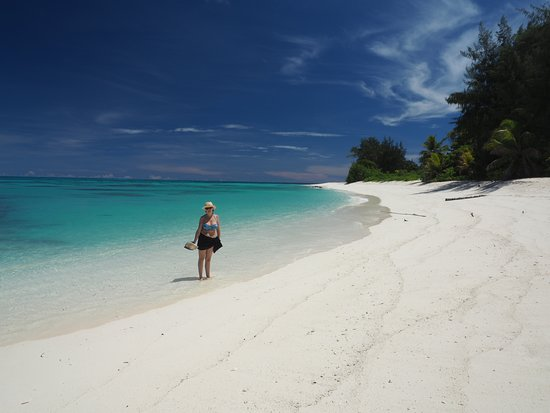 Denis Island Foto