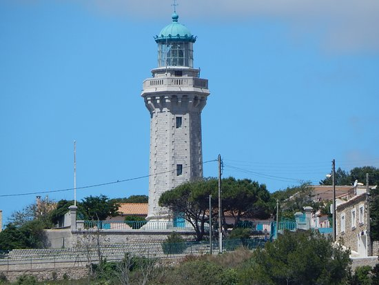 Phare du Mont Saint-Clair